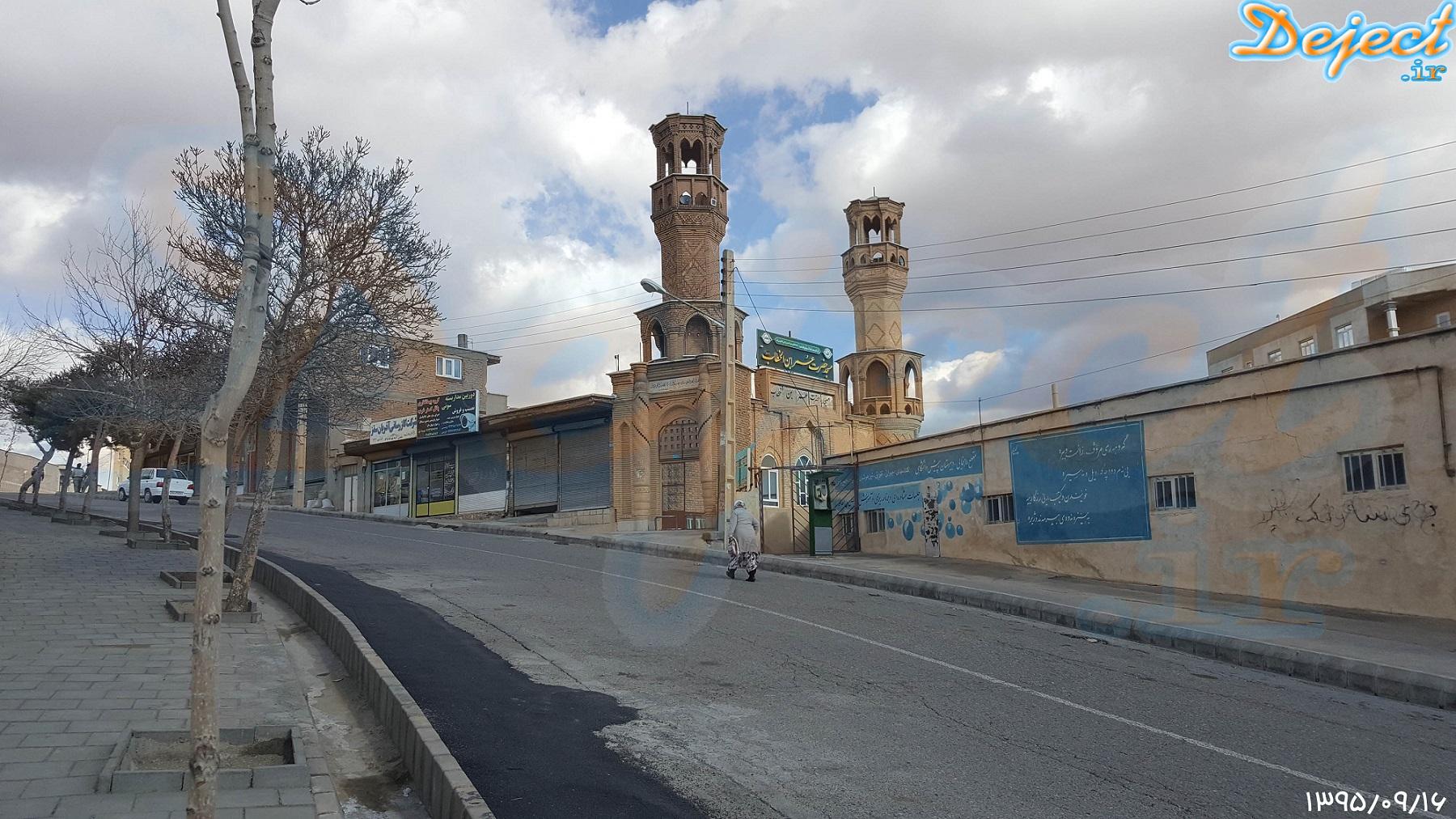 شهرستان سقز ( مسجد حضرت عمر ( رض ) و گورستان قدیم )